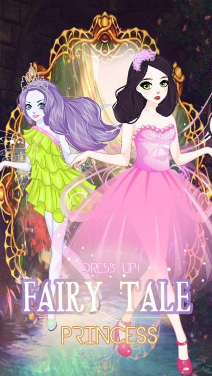 Dress Up Fairy Tale Princess - Fantasy Strawberry  Land Hidden Secrets Version