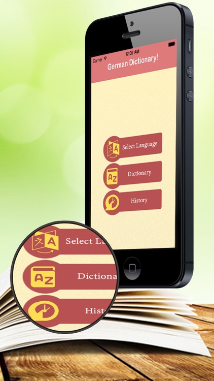 German - English Offline Dictionary Pro