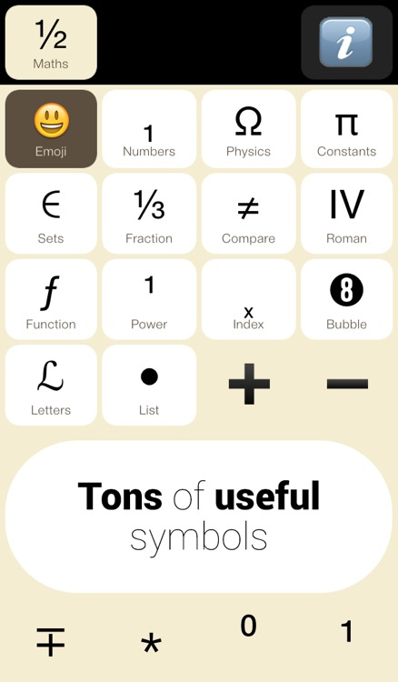 Symbols & Emoji by FSymbols screenshot-3