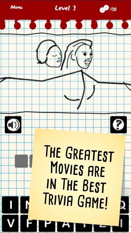 Stick Figure Movie Trivia screenshot-4
