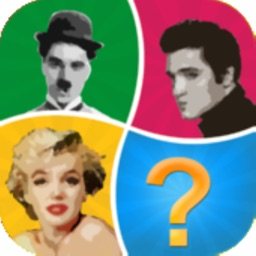 Word Pic Quiz Classic Old Hollywood - Guess Famous Faces from the Golden Age of  Cinema