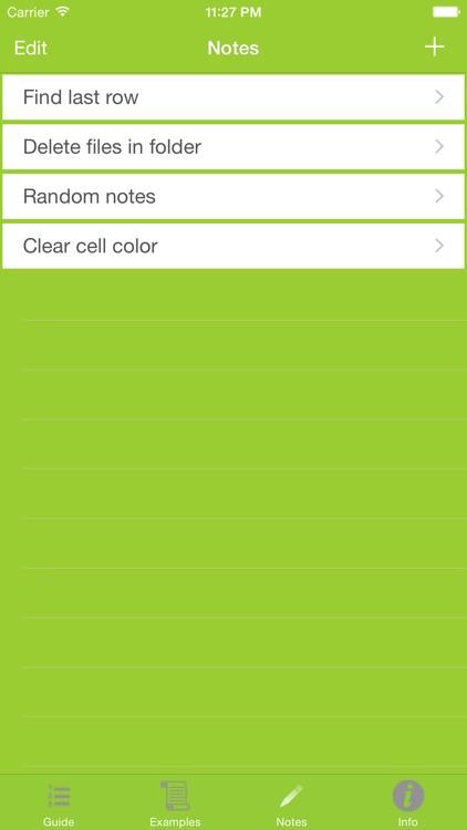 VBA Guide For Excel screenshot-3