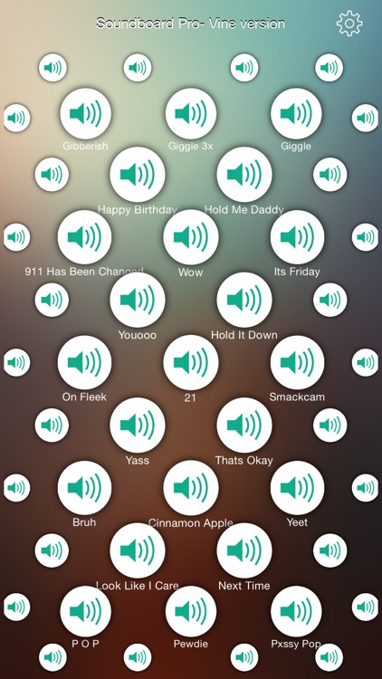 Soundboard Pro- Vine version