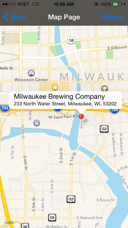 Wisconsin Brewery Beer Finder screenshot-4