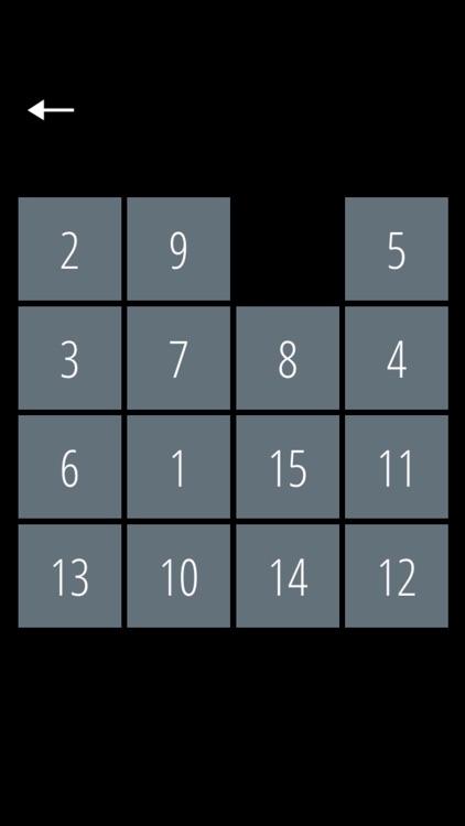 15 puzzle 2015