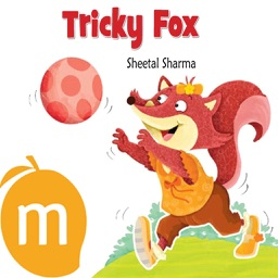 Tricky Fox - Interactive Reading Planet series Story authored by Sheetal Sharma