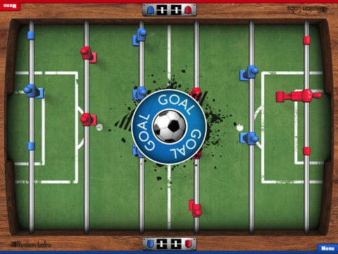 Скачать игру Foosball