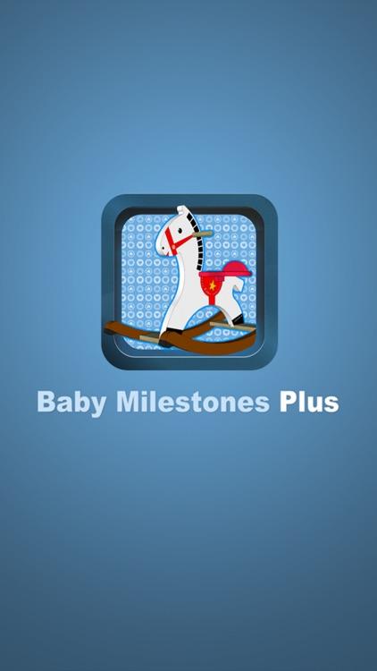 Baby Milestones Plus - Early Childhood Development Guide screenshot-3