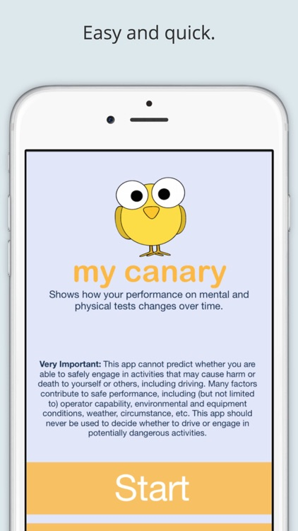 My Canary screenshot-0