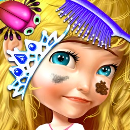 Princess Fashion Resort - make-up, dress up, salon makeover games!