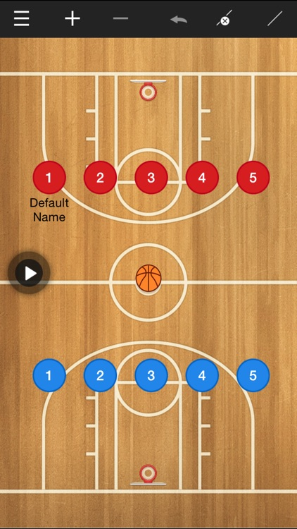 CoachBase - digital playbook for iPhone