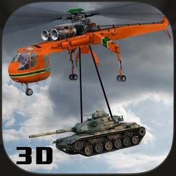Sky Crane Helicopter Pilot Simulator 3D
