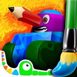 ToyBrush 3D - Cars, Planes, Trucks and More