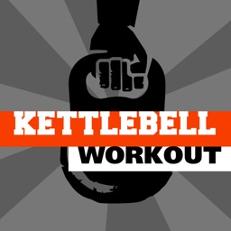 Kettlebell workout - training hiit wod & exercises trainer for arm leg abs PRO