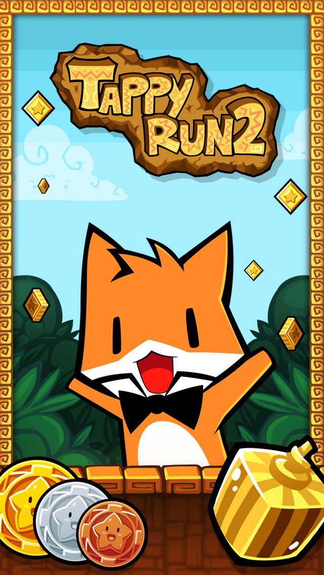 Tappy Run 2 - Free Adventure Running Game for Kids screenshot one