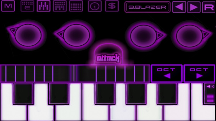 Bass Drop - Deep House - Electronic music sampler and synthesizer screenshot-0
