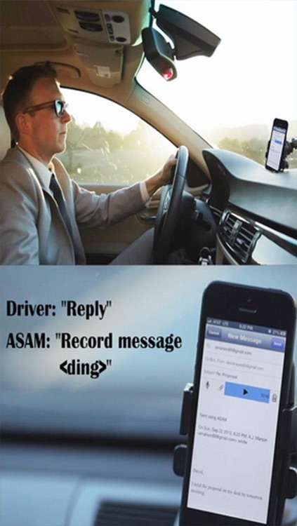 ASAM - AgileSpeech Audio Message screenshot-3