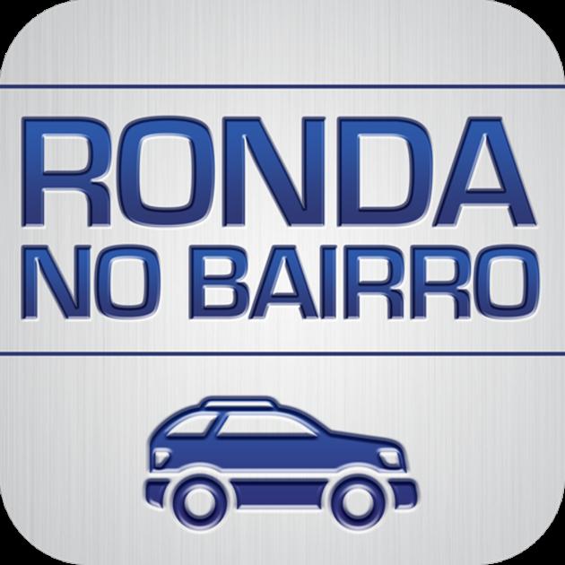 RONDA GRATIS APLICATIVO BAIXAR NO BAIRRO