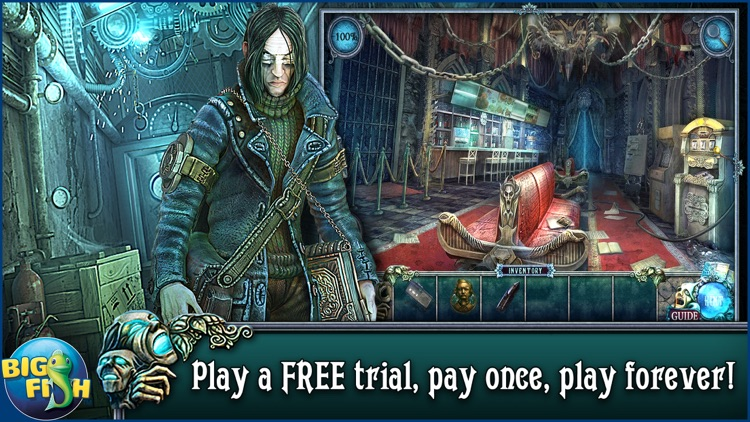 Fear For Sale: Nightmare Cinema - A Mystery Hidden Object Game screenshot-0
