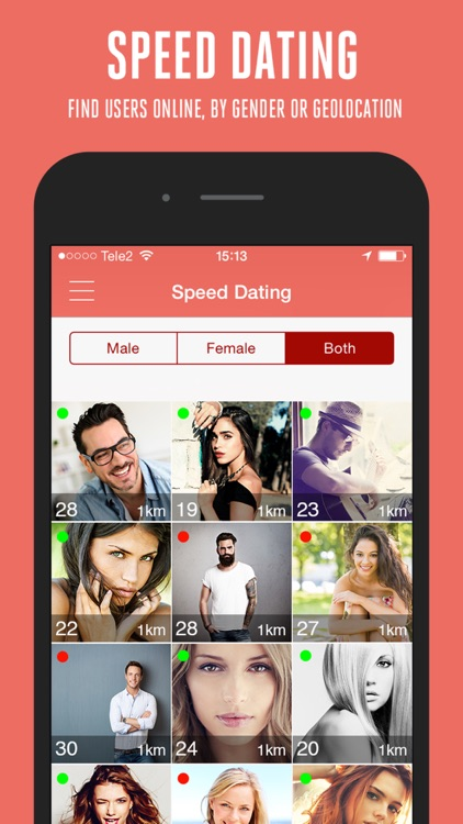 SpeedDating App