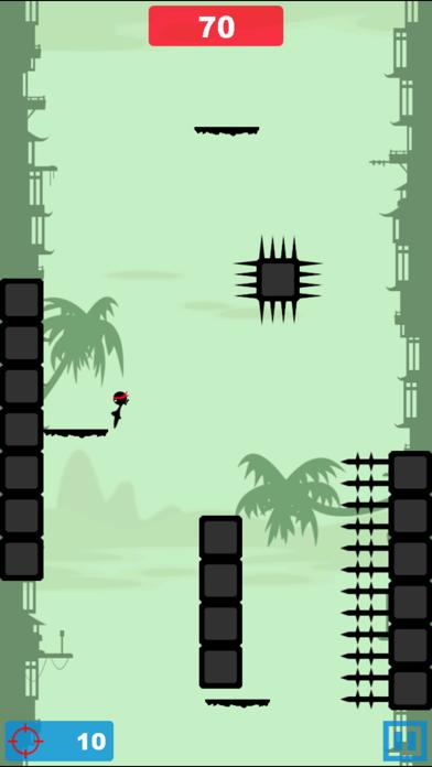Angry Ninja - Ninja Jump screenshot four
