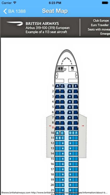 Manchester Airport - iPlane Flight Information screenshot-3