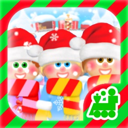 Little Christmas Carolers for Kids