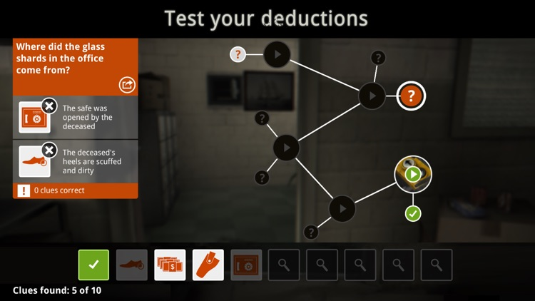 The Trace: Murder Mystery Game - Analyze evidence and solve the criminal case screenshot-4