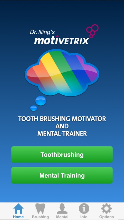Tooth Brushing Motivator and Mental-Trainer
