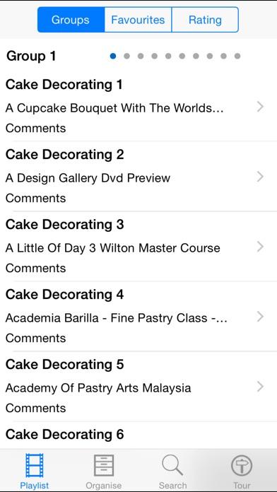 Screenshot for Cake Decorating. in Venezuela App Store