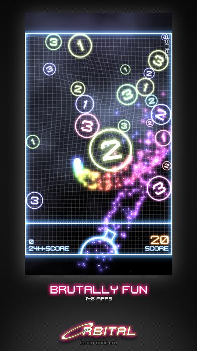 Orbital screenshot three