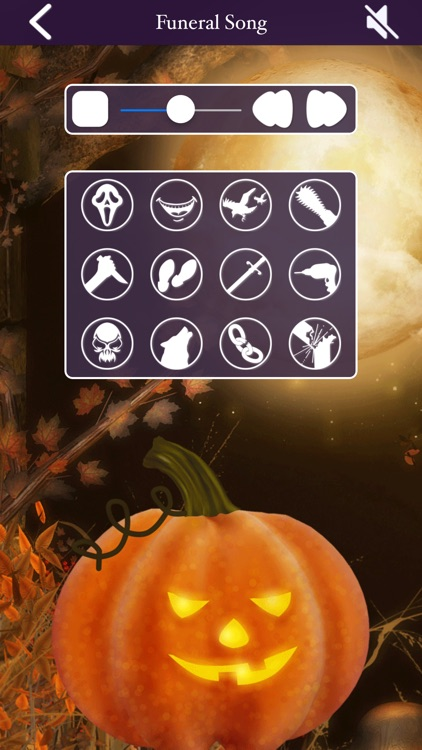 Halloween Songs Spooky Themes – Satanic Music Halloween Treats for Horror Nights with Jump Scare Sound Effects screenshot-3