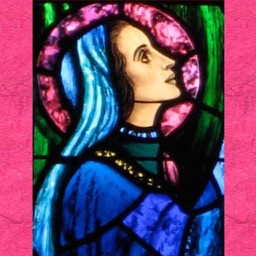 Mary Mother of the World Perpetual Calendar