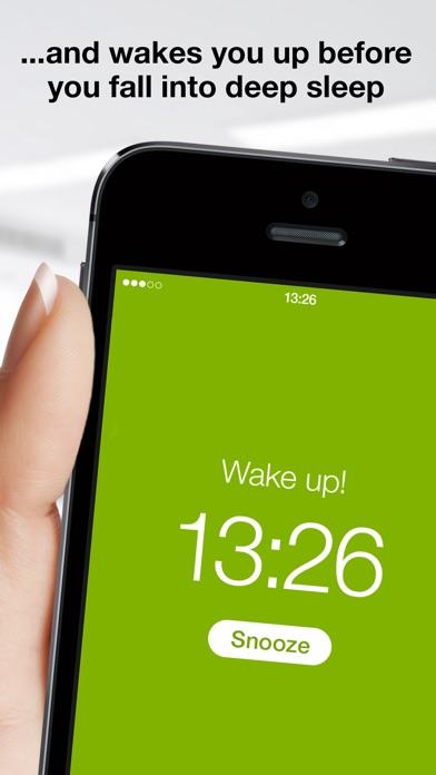 Screenshot for Sleep Cycle power nap in Czech Republic App Store