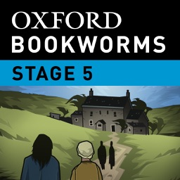 Wuthering Heights: Oxford Bookworms Stage 5 Reader (for iPhone)