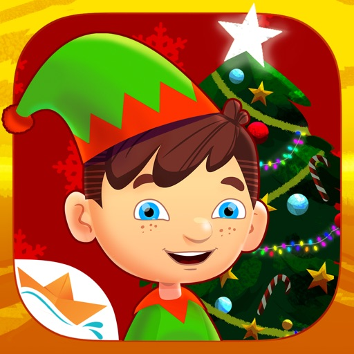 Zac and Zoey - The Missing Reindeer (Premium) icon