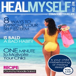 Heal Myself Magazine - Science based magazine focused on taking your personal success to the next level
