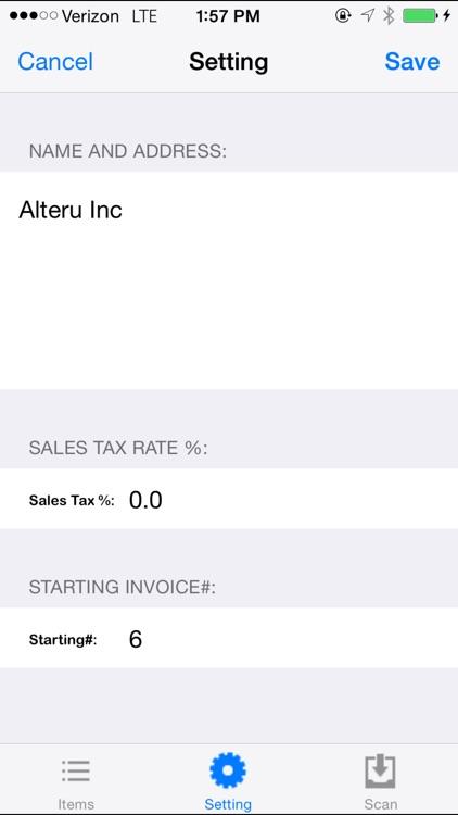 Sales System screenshot-3