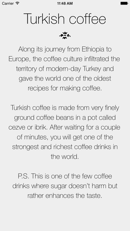The Great Coffee Timer