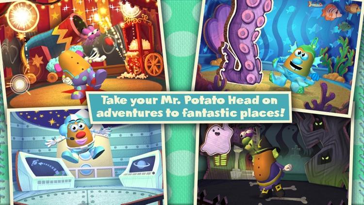 Mr. Potato Head - Create & Play: School Edition screenshot-3