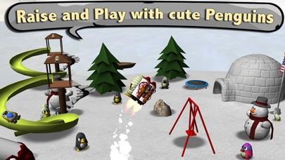 Penguin Village Screenshot on iOS