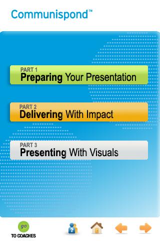 Screenshot of ProSpeak