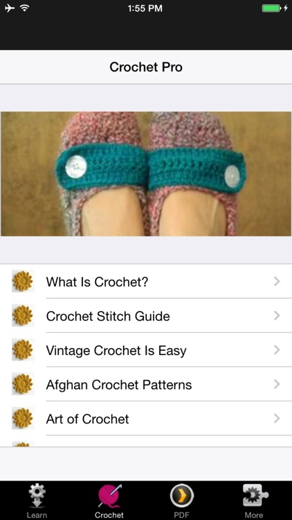 Easy Crochet Pattern - Knitting Tutorials