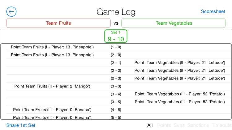 Volleyball Referee: The Advanced Scoreboard System screenshot-3