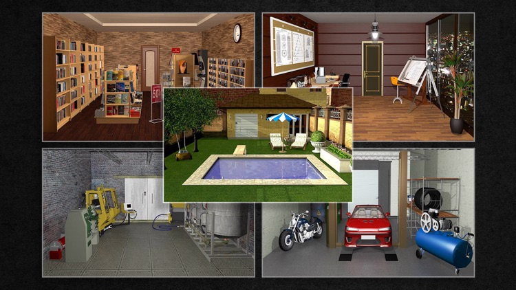 Puzzle Rooms screenshot-3