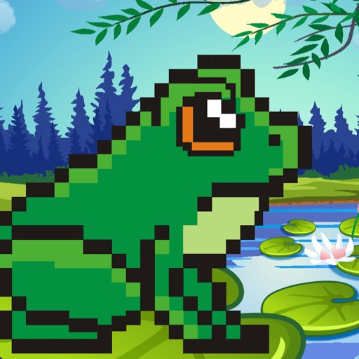 Froggy Jump Run - Free Frog Game icon