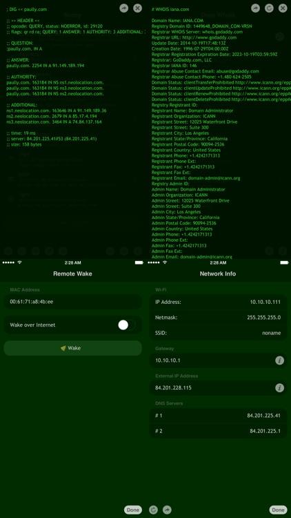 Scany - network scanner screenshot-3