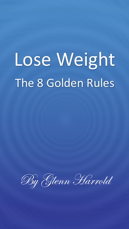 Lose Weight by Glenn Harrold screenshot-3