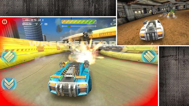 Battle Riders screenshot-3