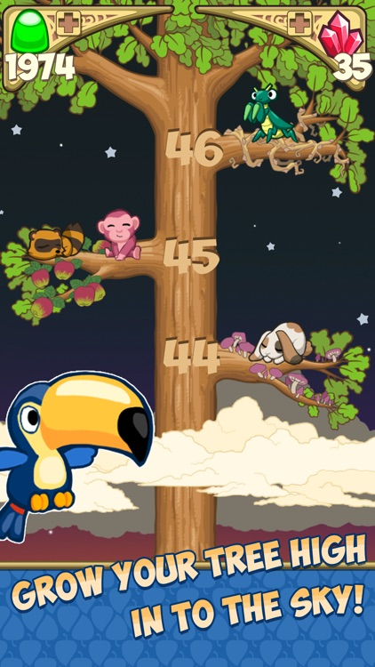 Tree World: Free Pocket Pet Adventure screenshot-0